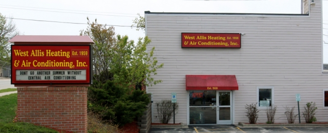 West Allis Heating Difference