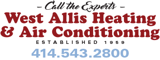 West Allis Heating & Air Conditioning Retina Logo