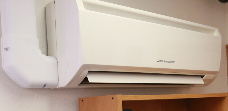 Ductless split systems can offer cost-saving solutions to replace inefficent heating and cooling units