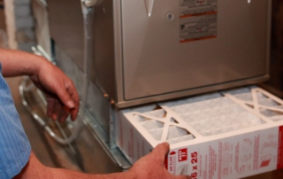 Annual furnace maintenance helps reduce chances of costly repairs