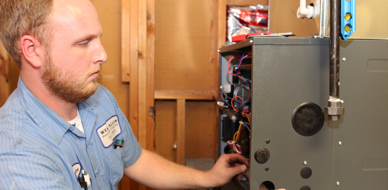 Our experienced technicians are also NATE-certified