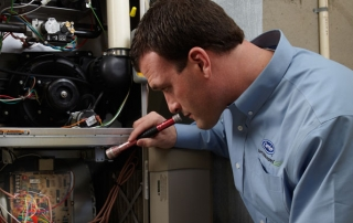 It's important to get regular tune-ups for your furnace