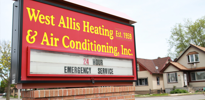 West Allis Heating can help you save money