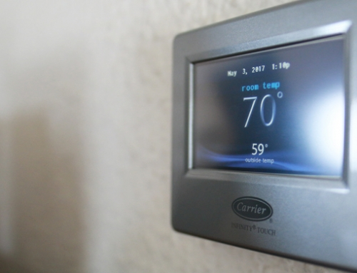 Replace Your Old Thermostat With a Wi-Fi Option