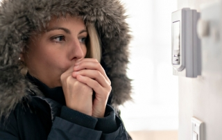 Zoning allows specific areas of you home to be heated or cooled as needed