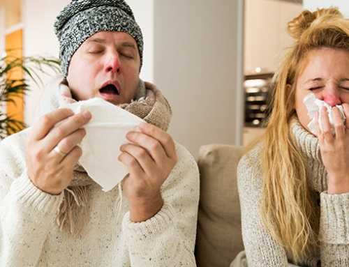3 Air Quality Products to Fight a Cold or the Flu
