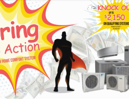 Spring Into Action: Prepare Your Air Conditioner